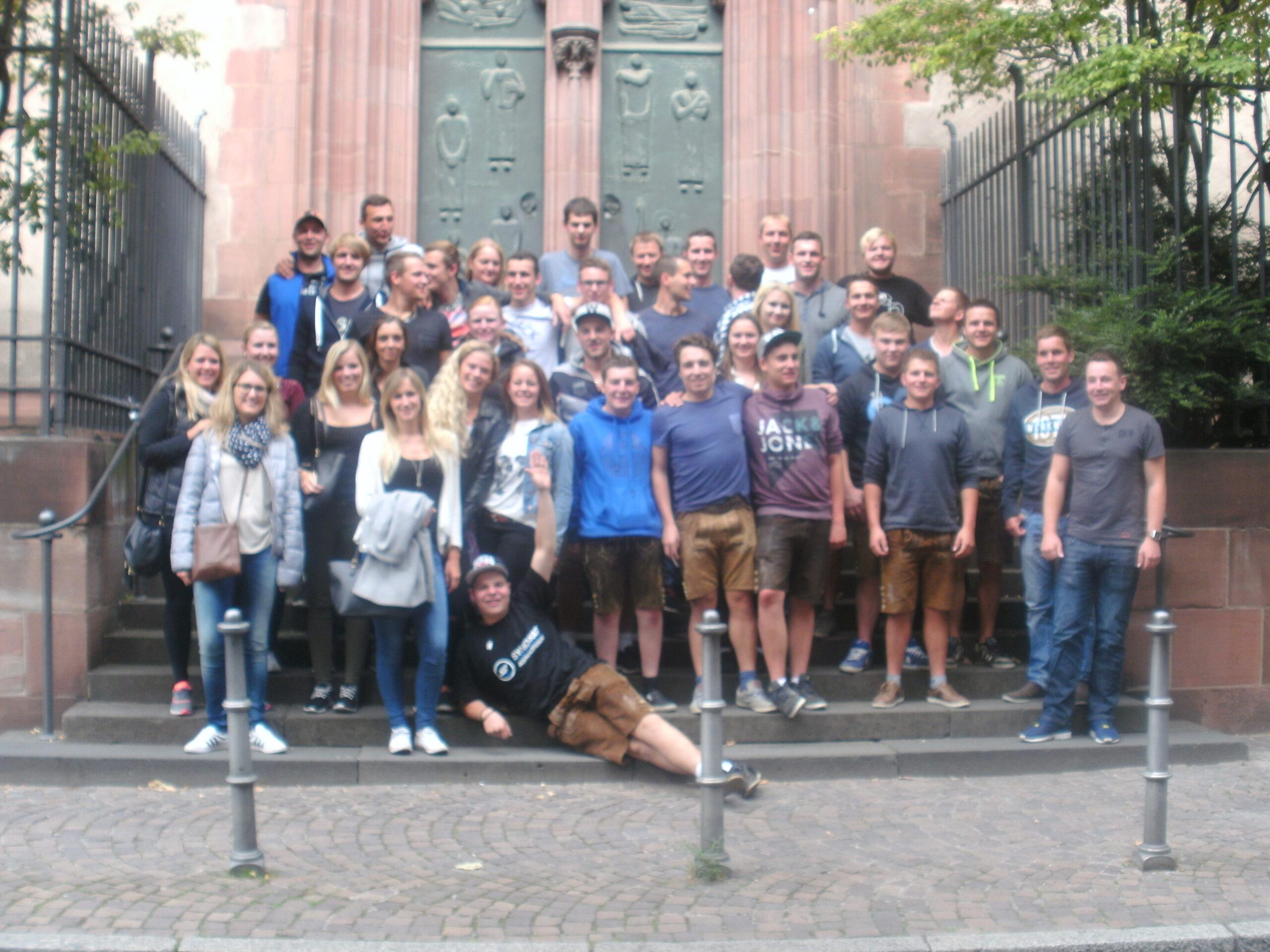 Ausflug Burschenverein Paar-Harthausen