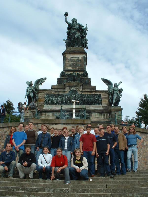 Ausflug Burschenverein Ruedesheim