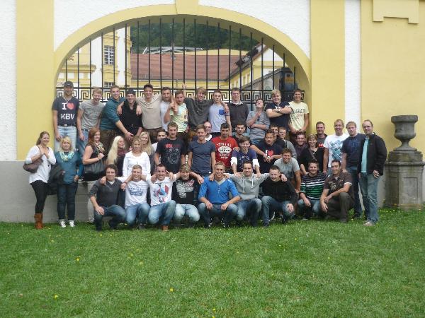 Ausflug Steyr Burschenverein